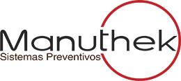 Logo Manuthek Sistemas Preventivos Ltda